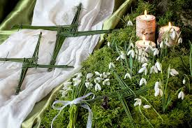 St Brigid Day ritual