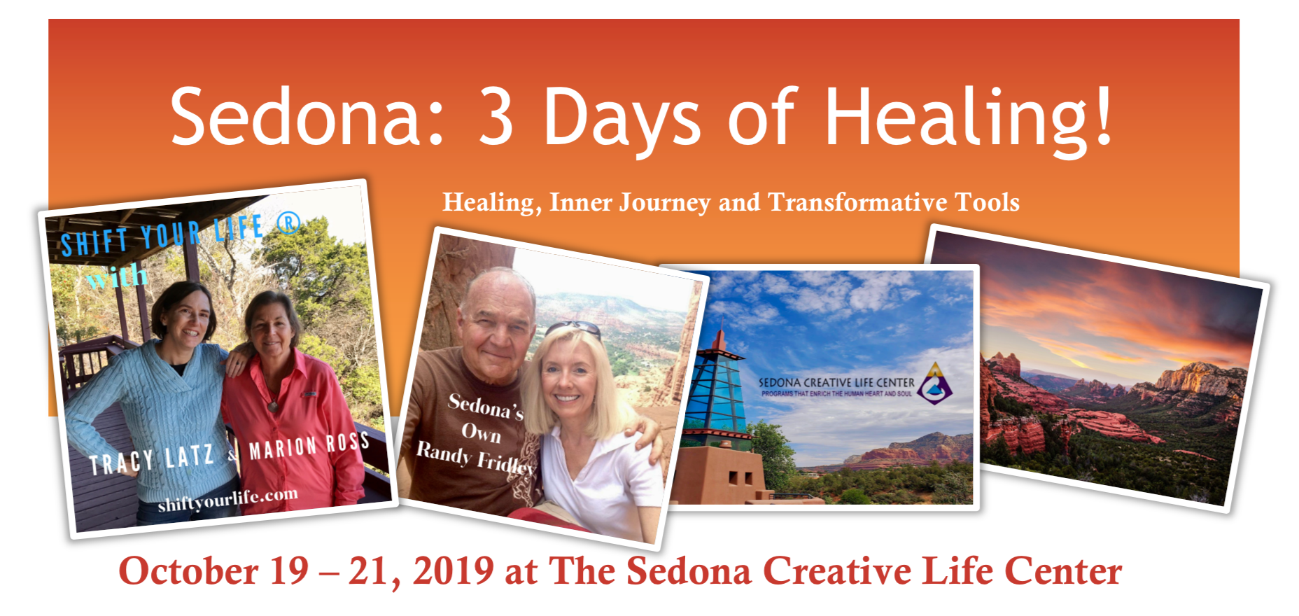Shift in Sedona at Creative Life Center